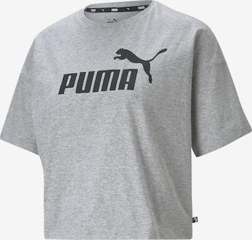 PUMA Functioneel shirt in Grijs