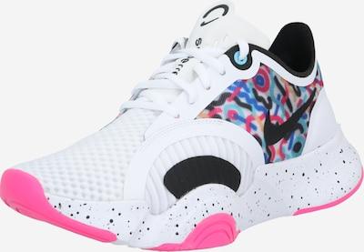 Sneaker de alergat 'SuperRep Go' NIKE pe albastru / roz / alb, Vizualizare produs