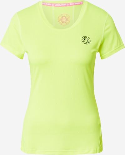Tricou funcțional 'Eve' BIDI BADU pe verde kiwi, Vizualizare produs