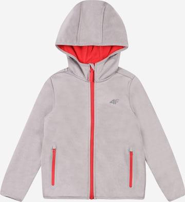 4F Jacke in Grau