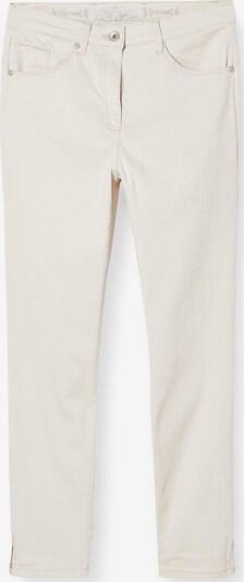 BRAX Jeans 'Lesley' in creme, Produktansicht