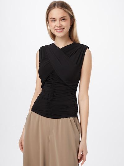 Trendyol Bluse in schwarz, Modelansicht