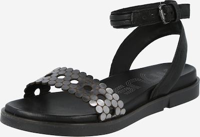 MJUS Sandale 'KETTA' in dunkelgrau / schwarz, Produktansicht