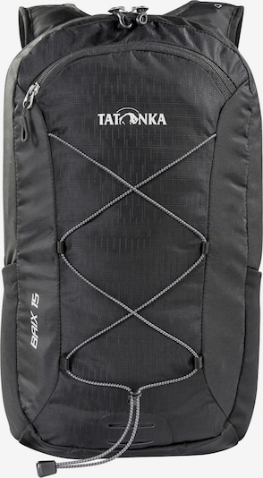 TATONKA Sac à dos de sport 'Baix 15' en noir / blanc, Vue avec produit