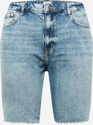 River Island Plus Jeans in de kleur Blauw denim, Productweergave