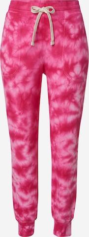 GAP Püksid 'NOVELTY', värv roosa