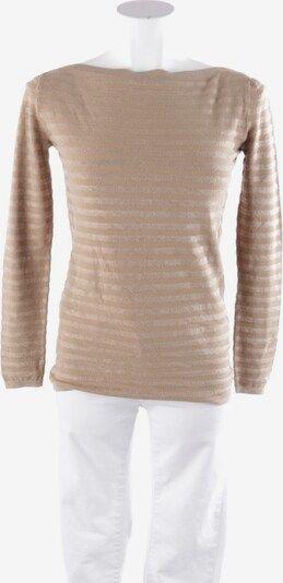 Max Mara Longsleeve in S in sand, Produktansicht