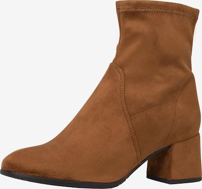 TAMARIS Bottines en marron, Vue avec produit