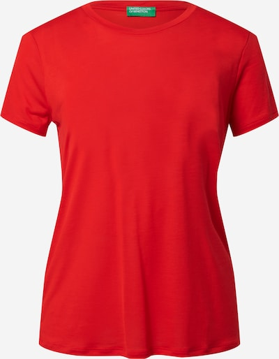 UNITED COLORS OF BENETTON T-Shirt in rot, Produktansicht