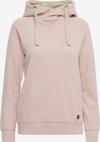 Oxmo Sweater 'Julia' in Pink
