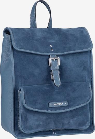 Picard Rucksack 'Glampack ' in blau / dunkelblau, Produktansicht