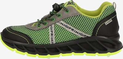 PRIMIGI Sneaker in grau / grün / schwarz, Produktansicht