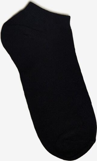 Jack & Jones Junior Calcetines 'Dongo' en negro, Vista del producto