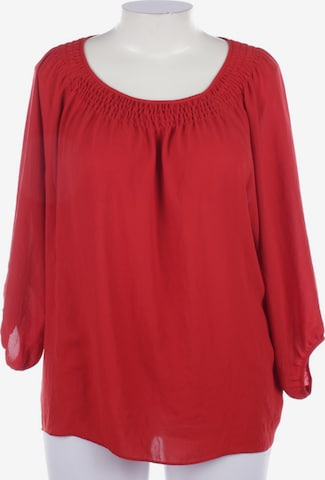 Marc Cain Blouse & Tunic in XL in Red