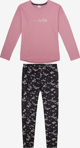 SANETTA Pidžaama, värv roosa