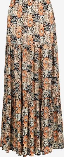 Isla Ibiza Bonita Maxi Skirt 'Ikan' in beige, Produktansicht