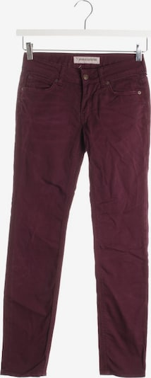 DRYKORN Jeans in 25/32 in weinrot, Produktansicht