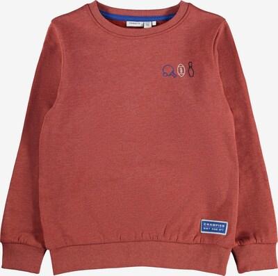 NAME IT Sweater majica 'Lescho' u pastelno crvena, Pregled proizvoda