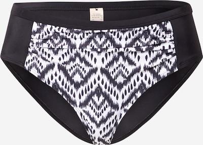 Dorina Bikinihose in schwarz / weiß, Produktansicht