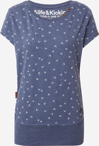 Alife and Kickin Shirt in Blue