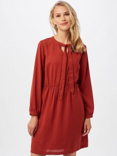 ABOUT YOU Šaty 'Leona Dress' - rezavě červená, Model/ka