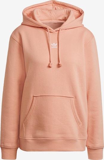ADIDAS ORIGINALS Sweatshirt in de kleur Oudroze / Wit, Productweergave