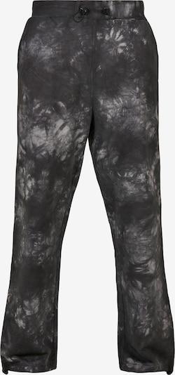 Pantaloni Urban Classics Big & Tall pe gri / negru, Vizualizare produs