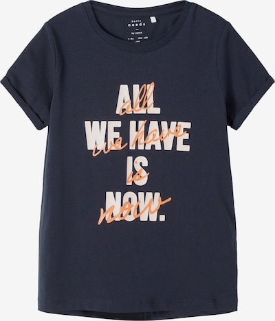 NAME IT T-Shirt 'Vix' in saphir / orange, Produktansicht