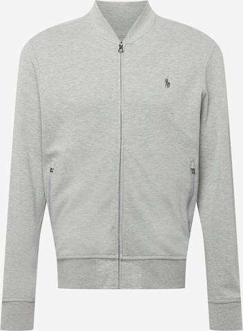 Veste de survêtement Polo Ralph Lauren en gris