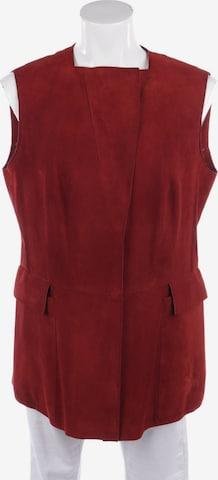 AKRIS Weste in XL in Rot