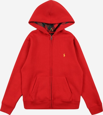 Polo Ralph Lauren Dressipluus, värv punane