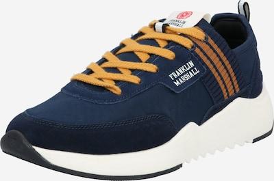 FRANKLIN & MARSHALL Sneaker 'ALPHA' in navy, Produktansicht