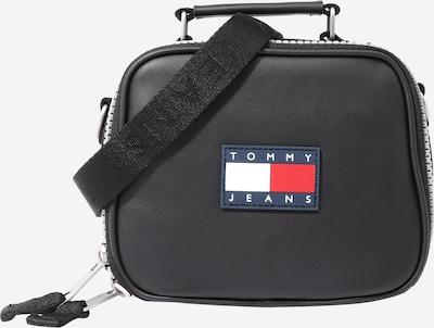 Geantă de umăr Tommy Jeans pe bleumarin / roșu / negru / alb, Vizualizare produs