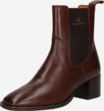 GANT Chelsea Boots 'Linsy' in dunkelbraun, Produktansicht