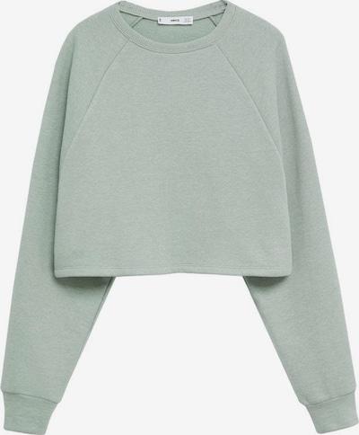 MANGO Sweatshirt 'Hygge' in pastellgrün, Produktansicht