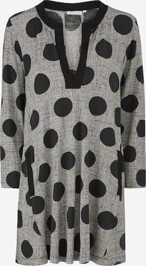 Masai Tunika 'Gyda' in grau / anthrazit / schwarz, Produktansicht