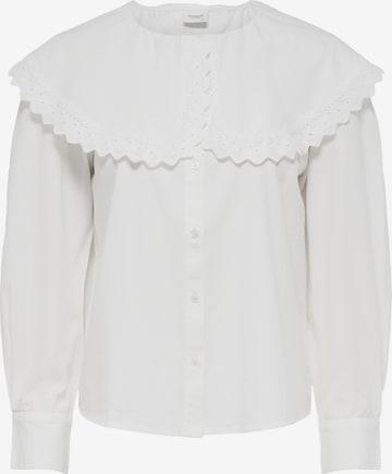 Bluză 'Mumbai' de la JDY pe alb