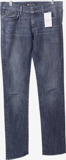 Rock & Republic Straight-Leg Jeans in 31 in blau, Produktansicht