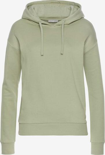 TAMARIS Sweatshirt in grün / pastellgrün, Produktansicht
