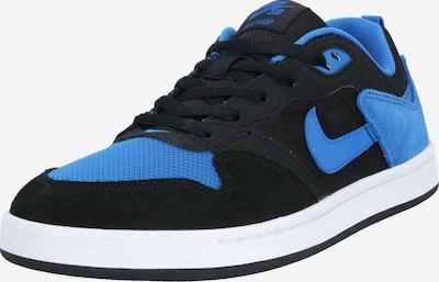 Sneaker low 'Alleyoop' Nike SB pe albastru fum / negru, Vizualizare produs