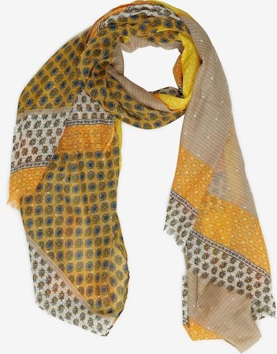 Emma & Kelly Schal in gelb, Produktansicht