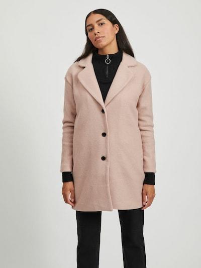 VILA Mantel in rosa, Modelansicht