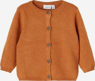 NAME IT Strickjacke in orange, Produktansicht