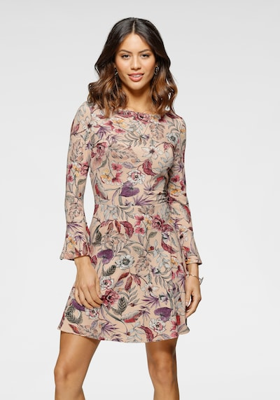 LAURA SCOTT Kleid in mischfarben, Modelansicht
