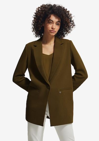 COMMA Blazer in khaki, Modelansicht