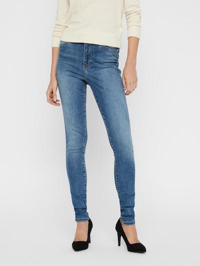 VERO MODA Teksapüksid 'Sophia' sinine teksariie, Modellivaade
