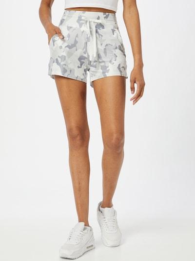 Marika Sporthose 'SOFIA' in grau / hellgrau / weiß, Modelansicht