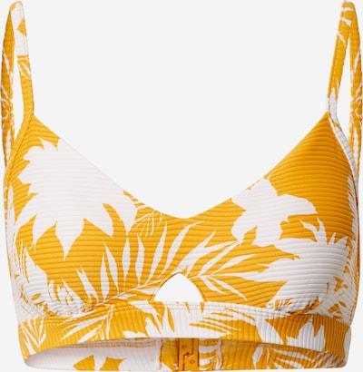 Bikinio viršutinė dalis iš Seafolly , spalva - Auksas / balta, Prekių apžvalga