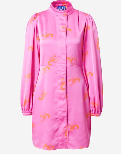 Crās Kleid 'Lavacras' in orange / pink, Produktansicht
