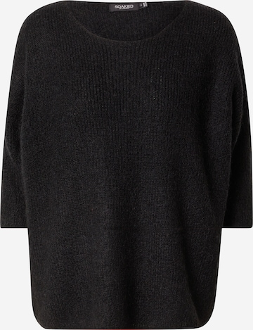 SOAKED IN LUXURY Pullover 'Tuesday' in Schwarz
